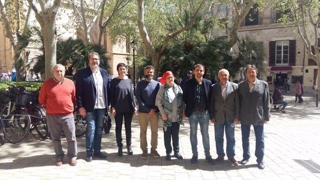 Presentación Ciclo 'Memòria i carrer'
