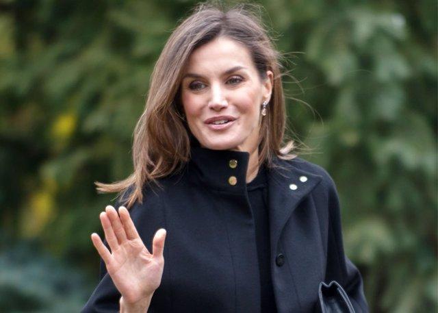 Reina Letizia reaparece tras la polémica con Doña Sofía