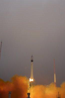Lanzamiento del satélite Sentinel-5P, del programa Copernicus