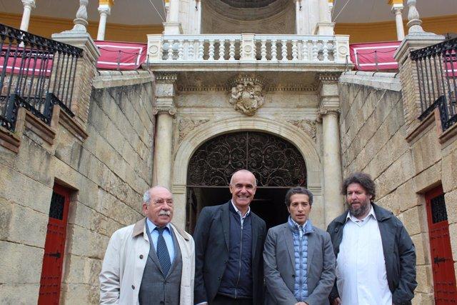 La obra 'Arena' abre la XX Bienal de Flamenco de Sevilla