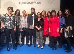 ANEP premiado por Correo Farmacéutico
