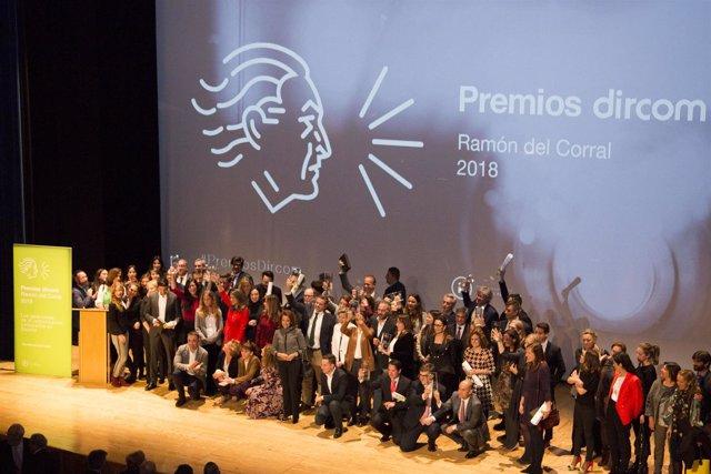 Finalistas y Vencedores de los Premios Dircom