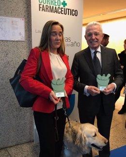 Laboratorios LETI y la Fundación ONCE del Perro Guía