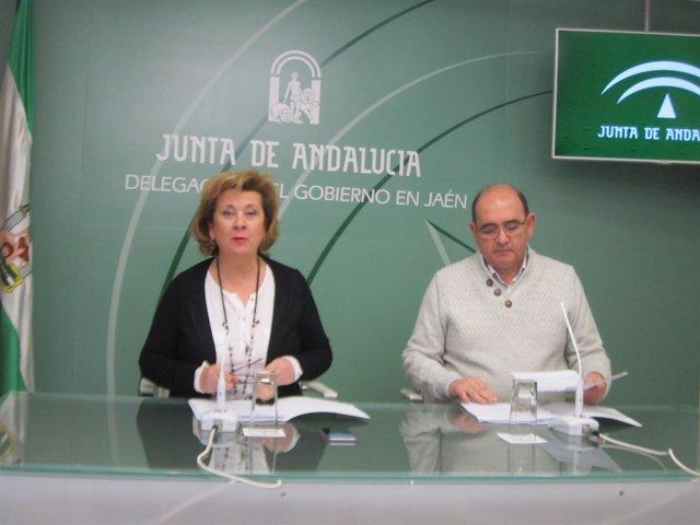 Antonio Resola y Teresa Vega