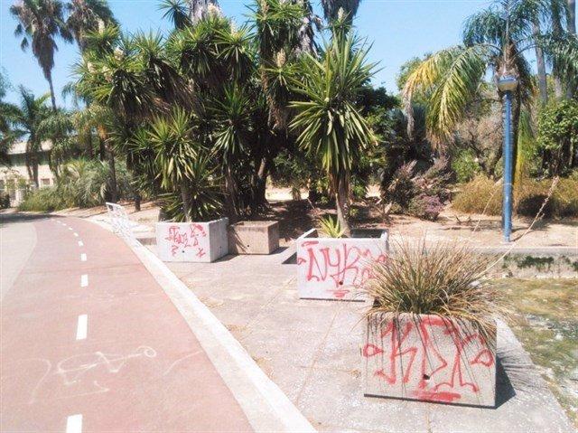 Accesos al Jardín Americano