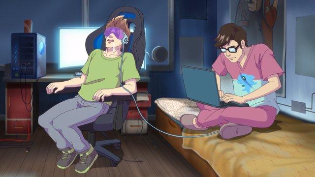 Virtual Hero en Movistar+
