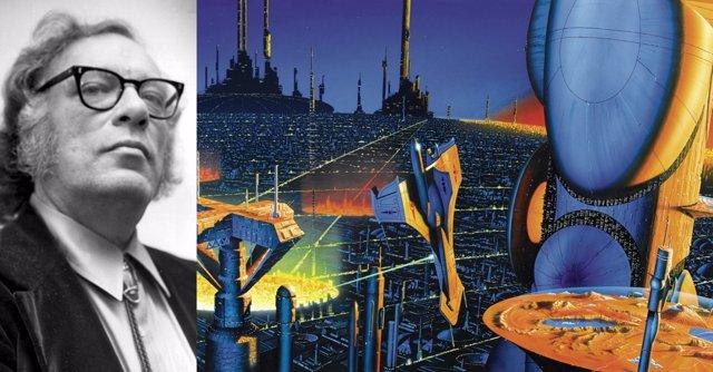 La fundación de Asimov