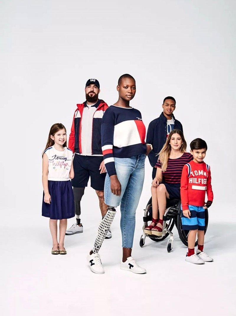 4dbc7e0165424 Tommy Hilfiger crea una línea de ropa adaptada para personas con ...