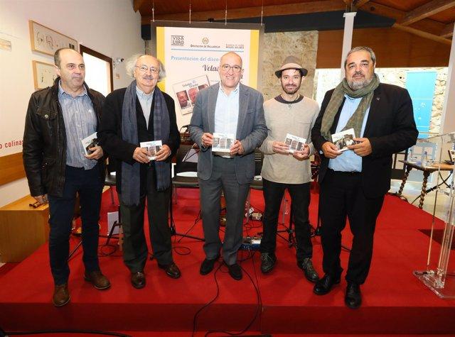 Presentación del Disco-Libro 'Veladas en Urueña'