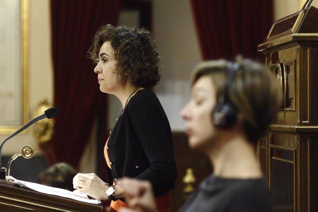 Dolors Montserrat Preside En El Senado La Comisión General De Las Comunidades