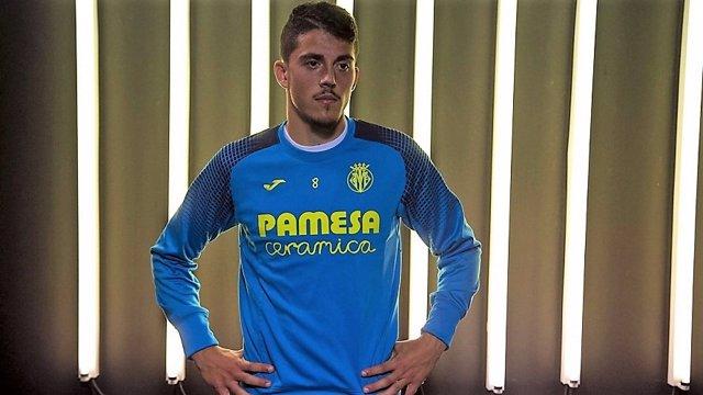 Pablo Fornals, jugador del Villarreal