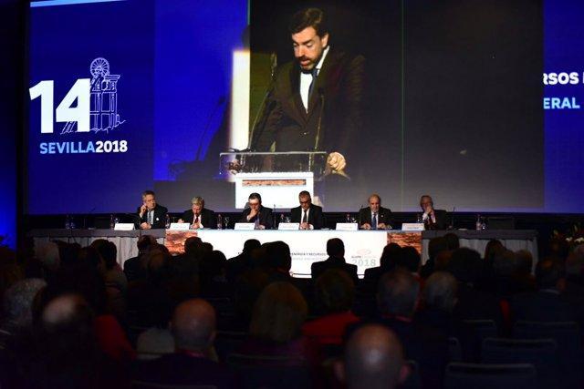 Inauguración del XIV Congreso Internacional de Energía y Recursos Minerales