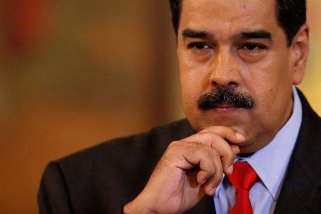 El presidente de Venezuela Nicolás Maduro