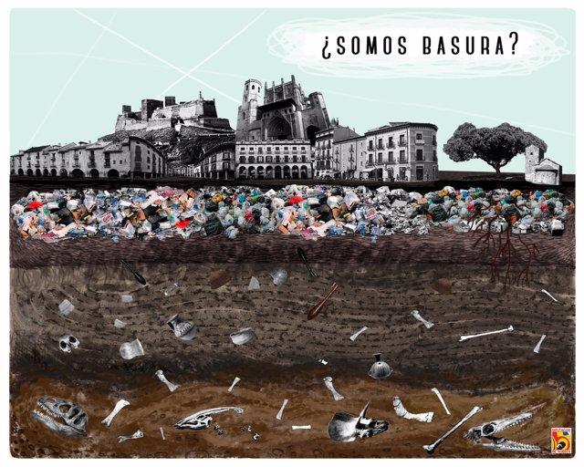 DPH propone abordar la unidad didáctica '¿Somos basura?' en Aula de Naturaleza