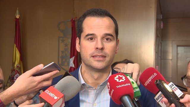 Ignacio Aguado Declara Sobre El Máster De Cristina Cifuentes