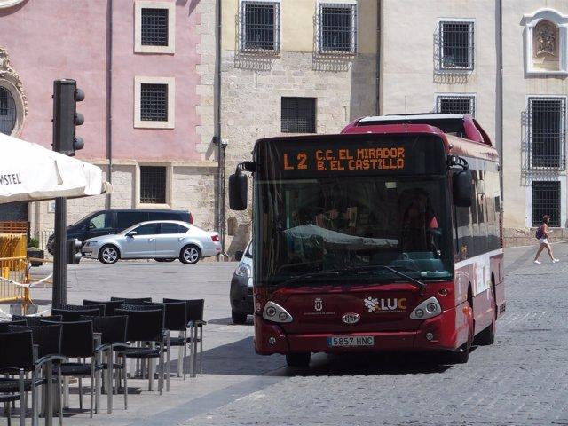 Autobús Cuenca