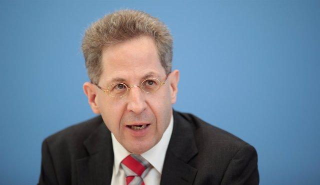 Hans-Georg Maassen, jefe de los servicios de Inteligencia interior de Alemania