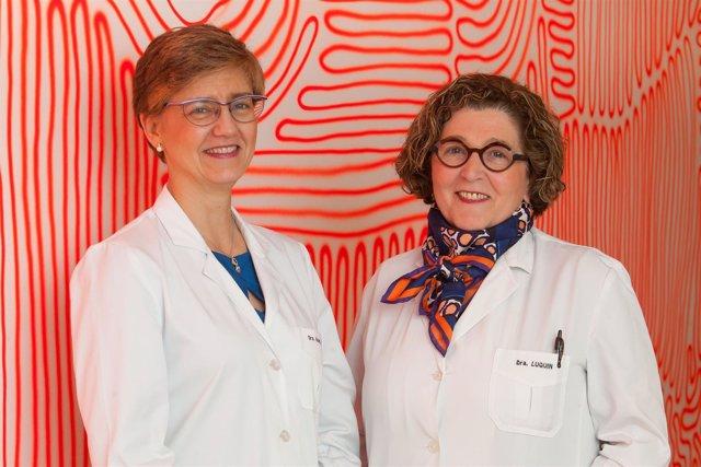 Las doctoras que dirigen los nuevos estudios sobre Parkinson de la CUN