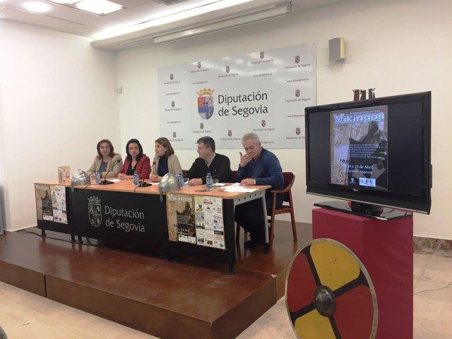 Presentación de La Hispania de los Vikingos