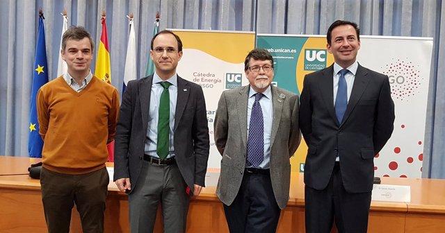 Nota Uc Viesgo Y La Universidad De Cantabria Celebran Una Jornada Con El Objetiv