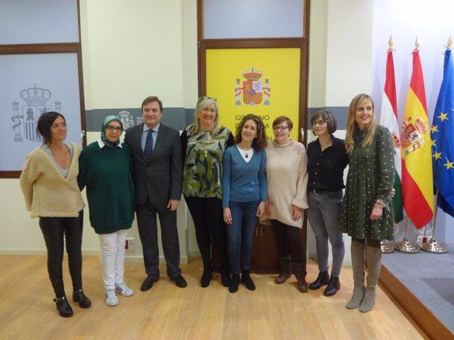 Convenio Delegación e Igualdad en contra violencia