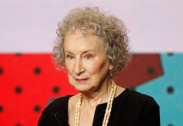 Margaret Atwood, autora de El cuento de la criada