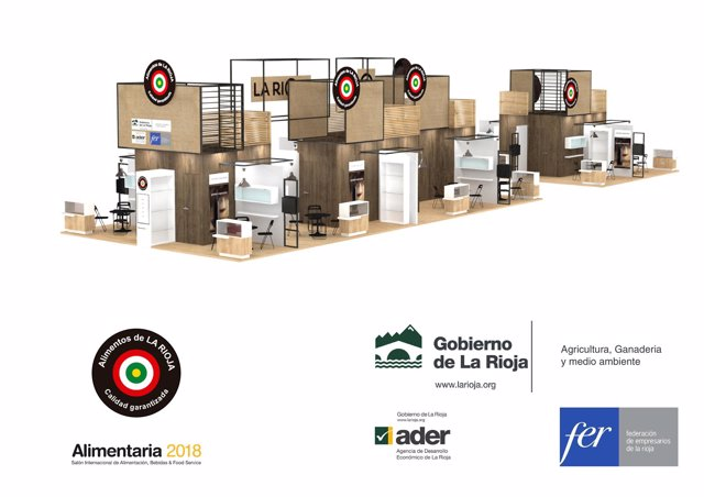 Presentación La Rioja en Alimentaria 2018