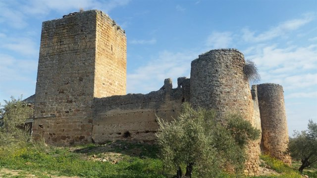 Castillo de la Aragonesa