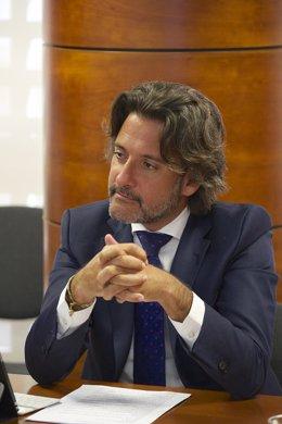 Gustavo Matos, diputado socialista