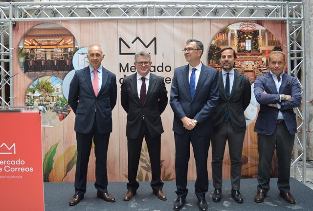 López, Orenes, Ballesta, Pichardo y Borrego