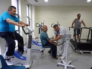 La rehabilitación tras un infarto en España es cosa de hombres (EUROPA PRESS/JUNTA  - Archivo)