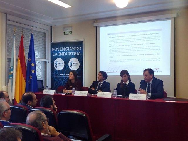 Jornada en Asime sobre negocios en Marruecos