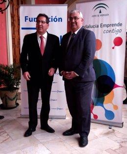 Antonio Pulido y Antonio Ramírez de Arellano.