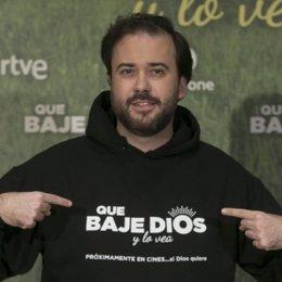 El cineasta Curro Velázquez