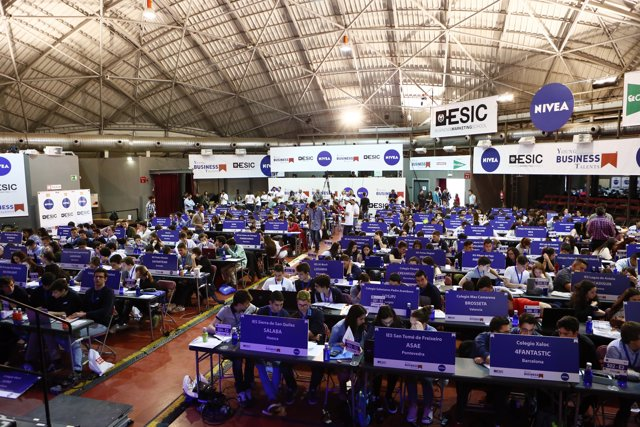VII Final Nacional Young Business Talents