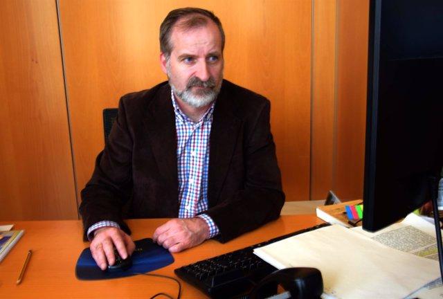 Gonzalo Sichar portavoz de Cs en la Diputación de málaga