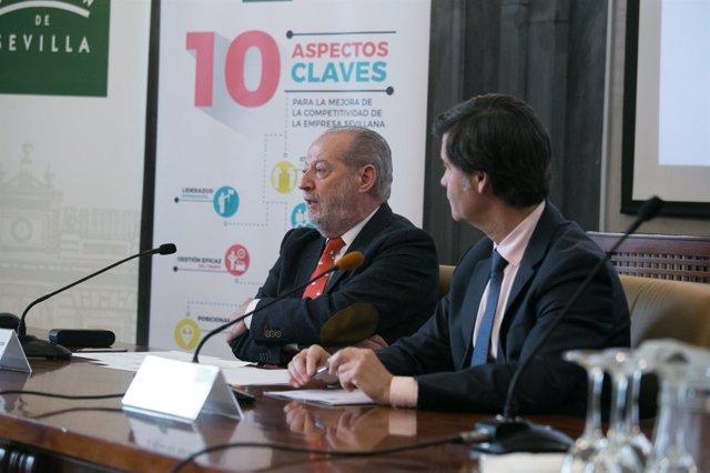 Villalobos y Miguel Rus