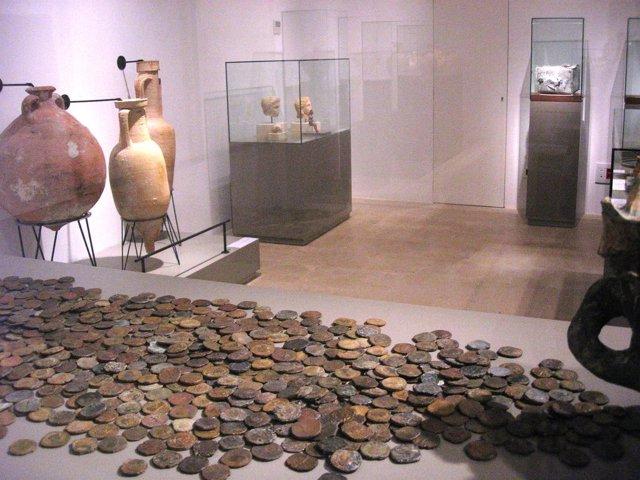 Interior del Museo de Mallorca. Imagen de archivo.