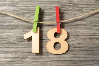 Mayor de edad: 18 años, ¿una fecha simbólica?