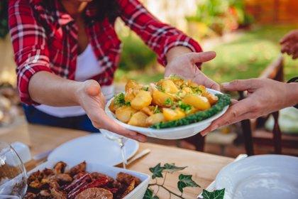 Entrantes y acompañamientos, ¿cómo se comen?