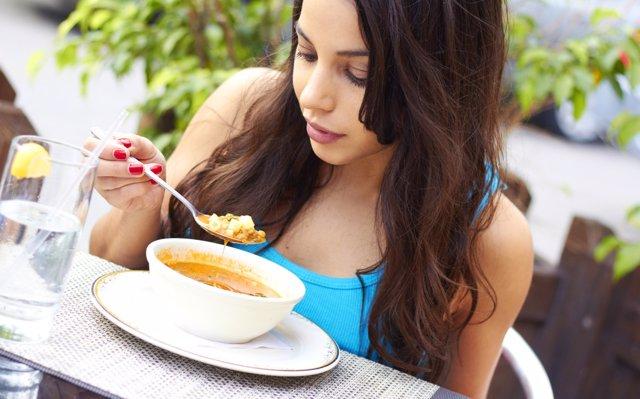 Primeros platos: normas del buen comer