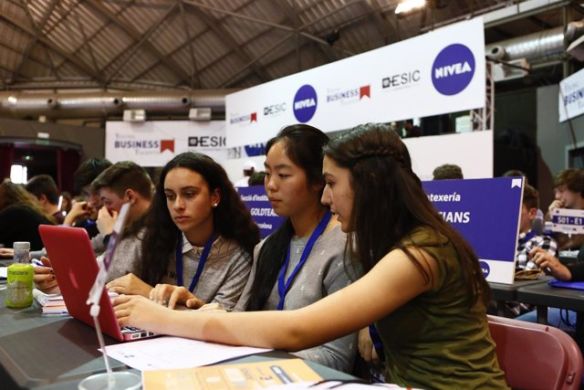 Final Nacional Young Business Talents