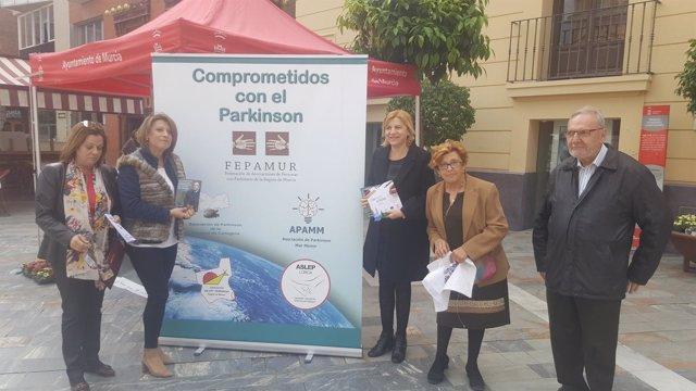 Foto/ Día Mundial Del Parkinson