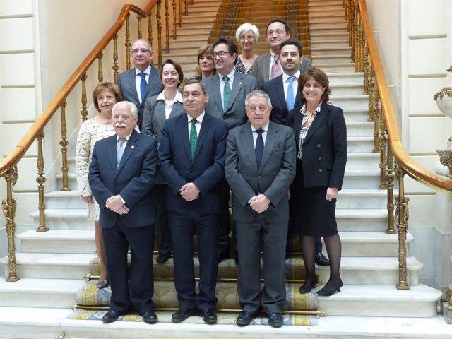 Nuevos miembros del Consejo Fiscal Abril 2018