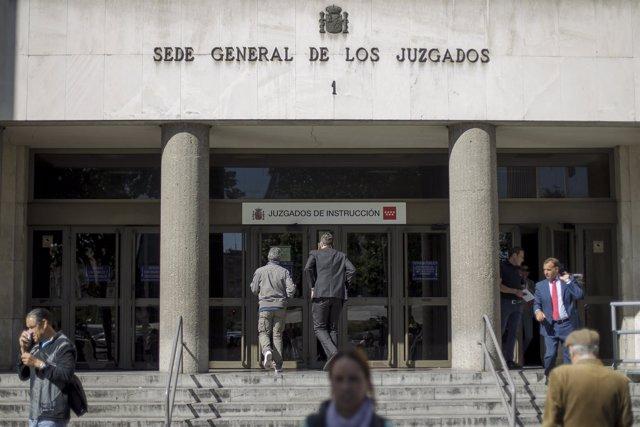 Juzgados de Plaza de Castilla