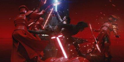 Fans de Star Wars, indignados con un error en una escena clave de Los últimos Jedi
