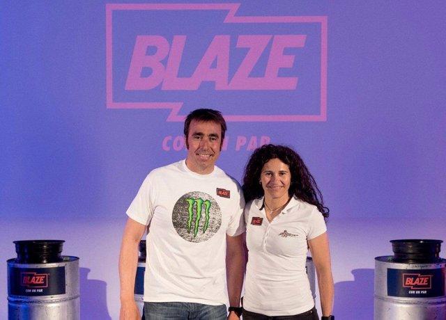 Presentación Blaze