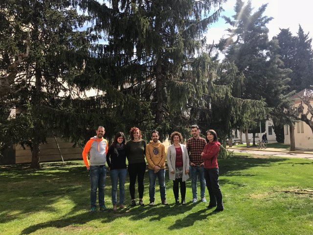 Profesionales del Hospital Santa Maria de Lleida