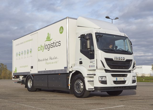 Iveco Stralis Natural Power de GNC