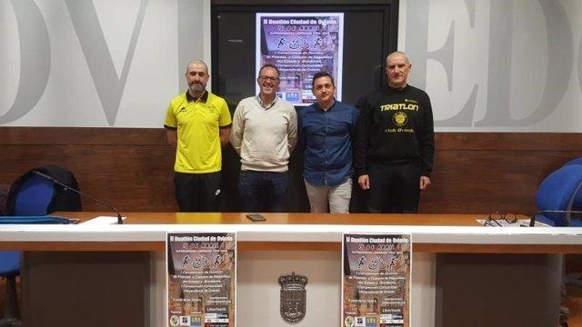 Presentación II Duatlón Ciudad de Oviedo